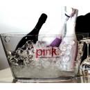 Vasque géante pour 4 à 5 bouteilles de champagne