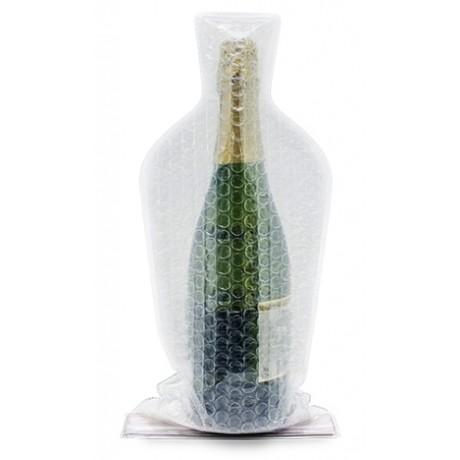 Poche bulle pour 1 bouteille