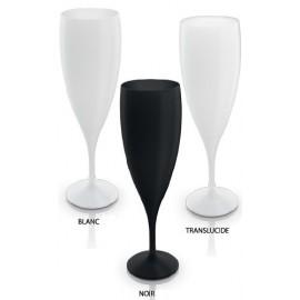 flute à champagne réutilisable