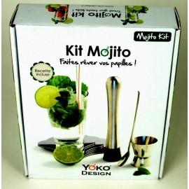 Coffret préparation mojito