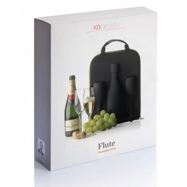 Pochette mousse EVA pour bouteille de champagne