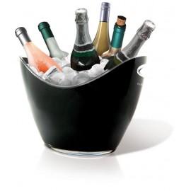 FIE007 Vasque géante acrylique noire