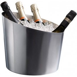 Vasque métal 4 bouteilles 3090