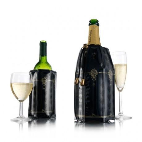 Duo refroidisseurs vin et champagne