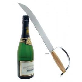 Sabre à champagne