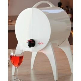 Fontaine à vin pour cubitainers 5 litres