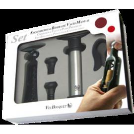 Coffret pompe à vide 5 accessoires