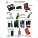 champagne cadeaux et accessoires. Black Bedroom Furniture Sets. Home Design Ideas